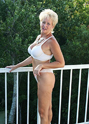 Real Tampa Swingers - Tracy in the nude